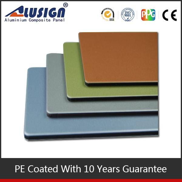 Insulated Aluminum Composite Panel : Alusign insulated aluminum composite panel acp