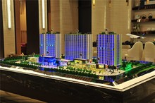 2015 new office building model /3d building model/ Ho scale model buildings