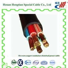 NYM electric cables