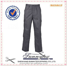2014 custom multi pocket work trousers