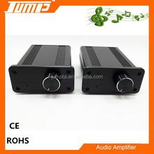Aluminum enclosure home use audio digital Mini Hifi Good quality amplifier