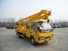 Elevated Work Platform, chinese aerial platform truck, telescopic bucket truck lifting equipment