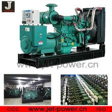 powered by cummins engine diesel generator from 20KVA - 1650KVA