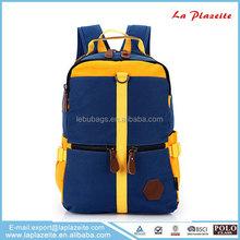 Nylon canvas waterproof cheap laptop backpack back bag for men