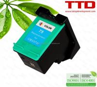 TTD Original Refurbished Ink Cartridge C8766H for HP 135 cartridge
