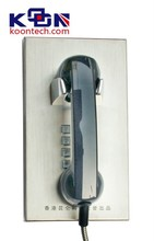 lightning proof protection telephone portable/vintage telephone /SUS telephone for prison KNZD-10