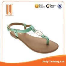 OEM ODM flat shoes global selling latest sandals