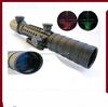 promotion Telescopic sight C3-9X32EG Red Green Dot Reflex Sight r gun sight riflescopes LLL night vision scopes for hunting