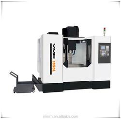 VMC1050L 4 axis vertical metal cnc milling machine