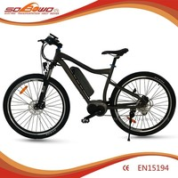 japanese electric bike city bike 250W