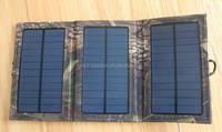 10W monocrystalline portable solar power pack C-10