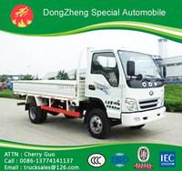 SINOTRUK CDW 4x2 5 ton light cargo truck