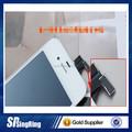 chino móvil de pantalla táctil lcd digitalizador y pantalla lcd de repuesto para iphone5 pantalla lcd en la acción