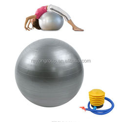 anti burst customized size daily sports different color yoga ball