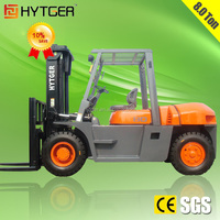 2015 high quality Japanese engine chinese engine 8ton bucket forklift carriage