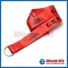 hgih quality nylon lanyards/Badge Holders & Insert Cards