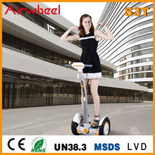 Airwheel new model S3 self balancing two wheel electric bicycles