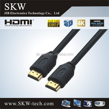 SKW Gold Plated Supports Ethernet 3D 1.4 2.0 4K HDMI Cable
