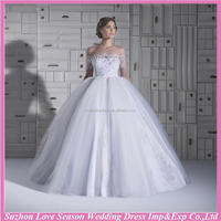 WD9085 Brand new made in China ball gown princess wedding dresses made to order china