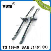 hot product united states 1/8 inch hydraulic pressure brake hose dot 3 brake fluid