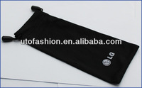 Eyewear Microfiber Cleaning Bag and Sunglasses Pouch Custom YT2006