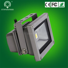IP65 die-cast aluminum housing waterproof 20w motion activated led flood light