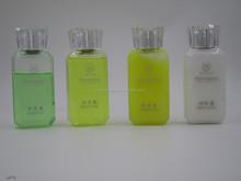 40ml Lemongrass Fragrance hotel body wash in tube bottle for shower gel bath gel body wash
