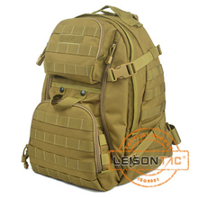 Tactical Backpack with Molle system for carrying tactical gear