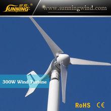 NEW Design Wind turbine 400W MINI rooftop wind turbine generator