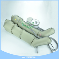Efficient lymphedema prevention blood circulation massager