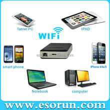 Wifi Power Bank 3000mAh with Hard Drive 500GB/ 1TB and Wireless Router