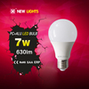 Led Bulb Of 7w high power CE, 70W incandescent light bulbs replacement with 2 year warranty