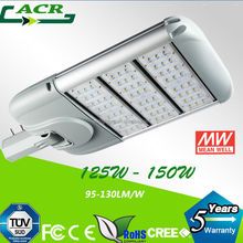 super thin 150w High power Outdoor LED Street Light with photocell