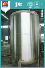 Good quality airtight semi-luster polish stainlrss steel storage tank aseptic liquid filing machine for fruits