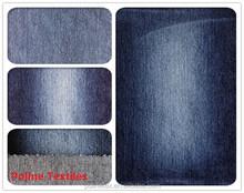 Ringslub super stretch denim fabric for lady