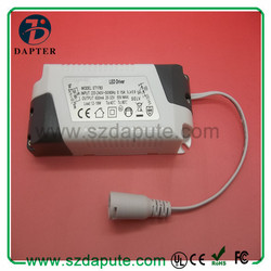 High efficiency 2-18w triac dimmable led driver constant current with small size