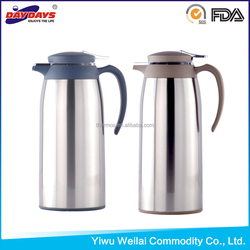 High quality cheap custom Stainless Steel Big Coffee Pot