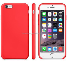 For Apple iPhone 6 Plus Original Offical Silicon Case