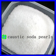 caustic soda pearls 99% min factory price