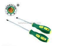 One Way ruber handle screwdriver with various sizes available
