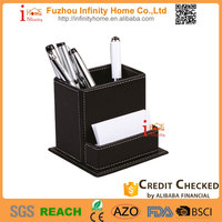 Wholesale customized pvc clear plastic pencil case for men