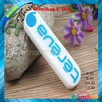 Promotion customized pvc usb 8gb flash drives memory stick