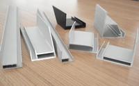 6063T5 30x30 normal aluminium solar frames