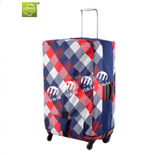 2015 newest personality Spandex Leka luggage cover