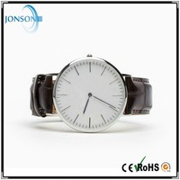Fshion Minimalist 6mm super thin blank make your own watch brand your own watches