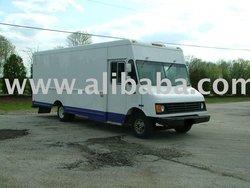 Used Workhorse Walk-In Vans