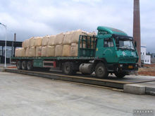 to be distributed all over the world of 50 ton truck scale