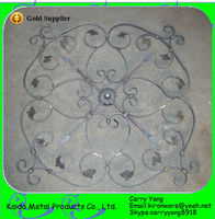 Ornamental Railing/Gate/Fence Accessories, Wrought Iron Rosette Prices