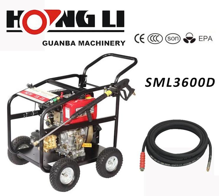 Diesel 3600psi high pressure washer SML3600D