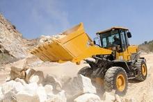 China mini 6 tons wheel loader price in 2015